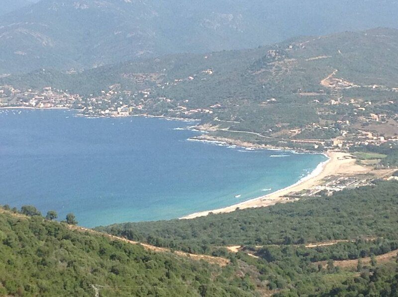 Location appartement en Corse du sud 4 couchages, alquiler de vacaciones en Calcatoggio