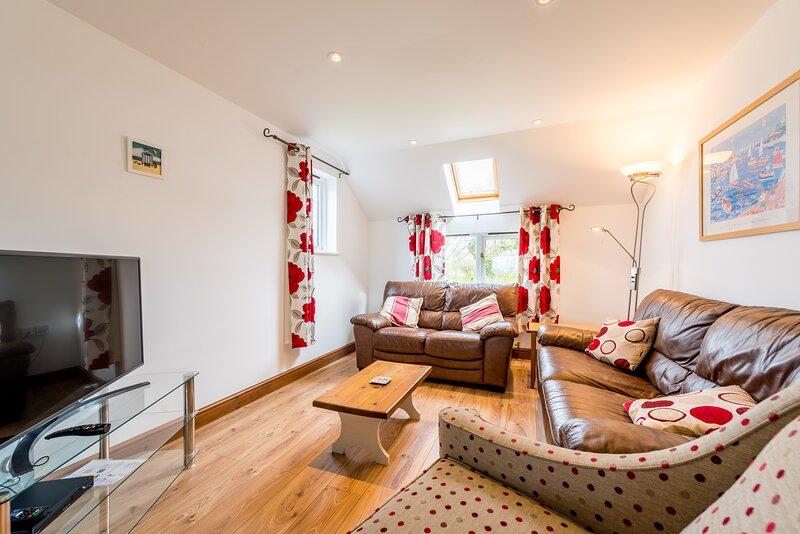 Manor cottage, Hilton Farm Holidays, Marhamchurch, Bude EX23 0HE, vacation rental in Marhamchurch
