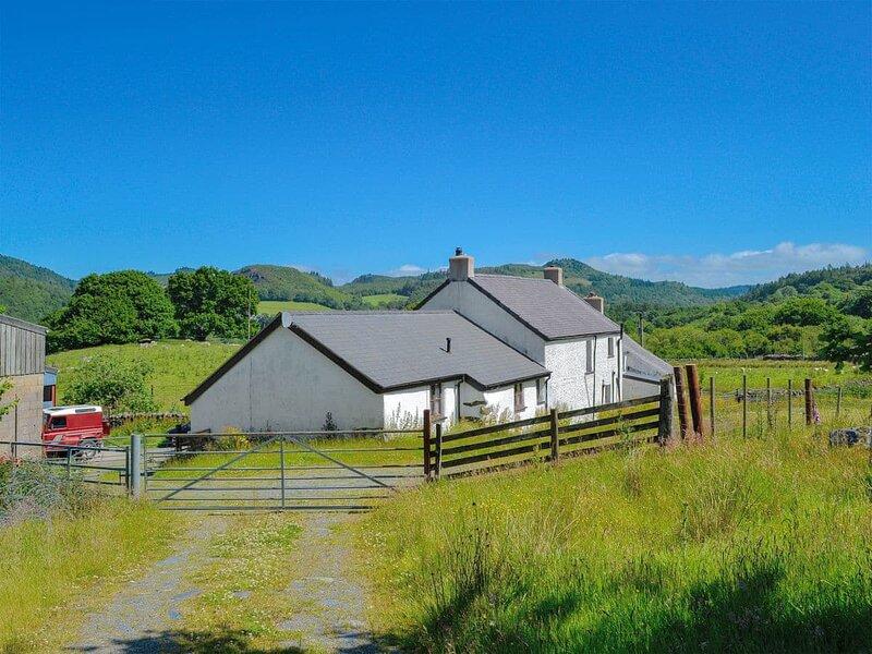 Bryn Gefeiliau, holiday rental in Dolwyddelan