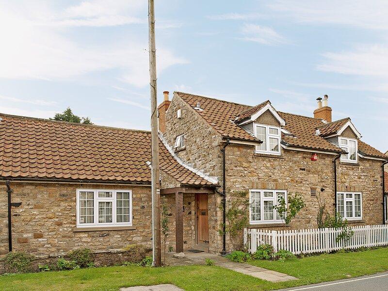 Shaws Cottage, Ferienwohnung in Thornton-Le-Dale