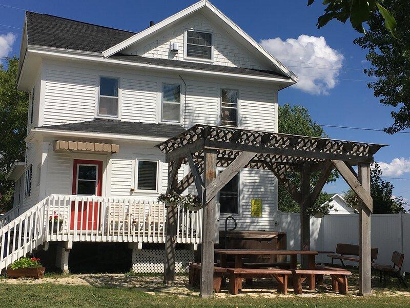 The Prospectors House, alquiler vacacional en Temiskaming Shores