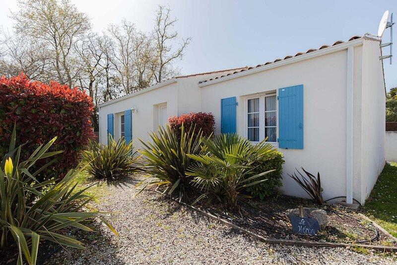 Paradiles villa le heron 4 Etoiles, holiday rental in Dolus-d'Oleron