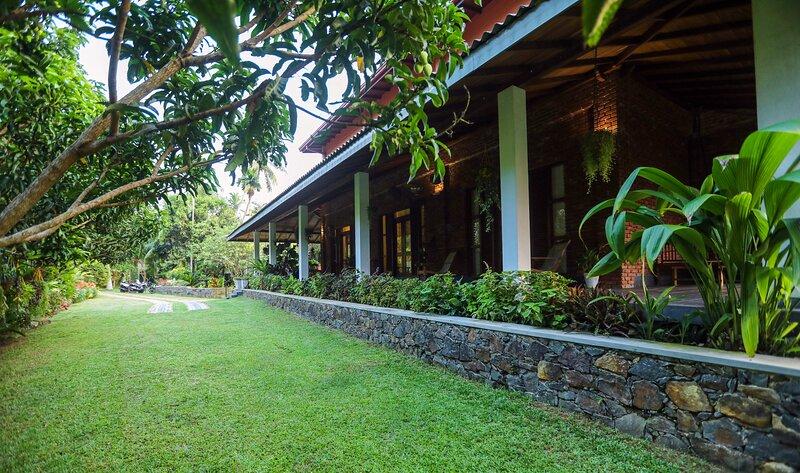Serenity Villa, alquiler de vacaciones en Hikkaduwa