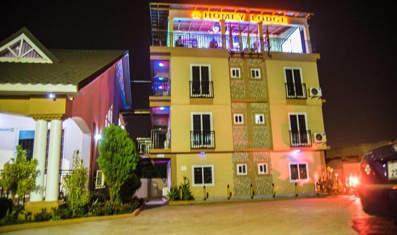 Homey Lodge, Kumasi, casa vacanza a Kumasi
