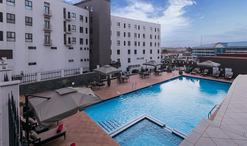 Oak Plaza Suites-studio Suite, casa vacanza a Kumasi