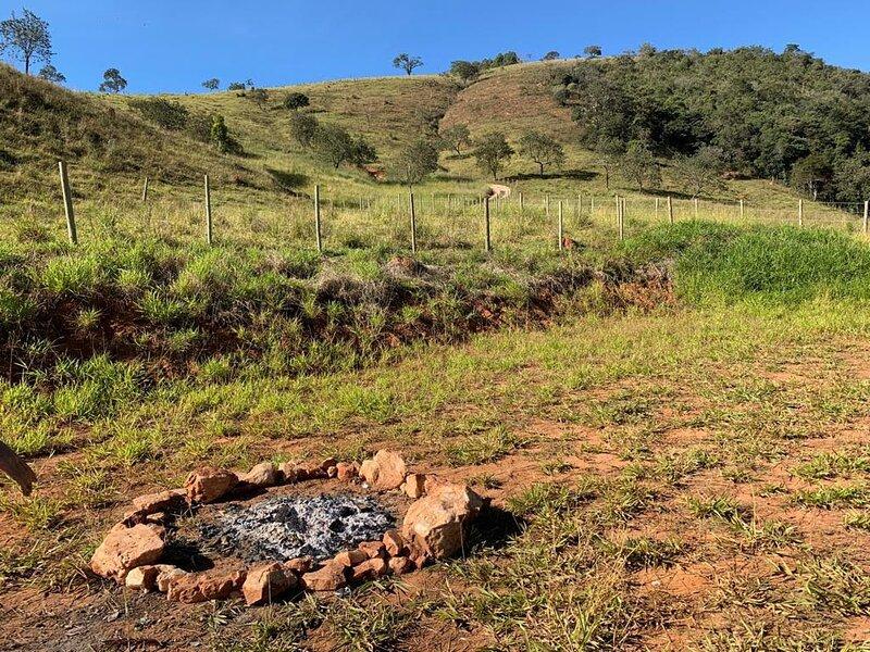 Sítio da casa Azul do Macuco, alquiler vacacional en Cunha