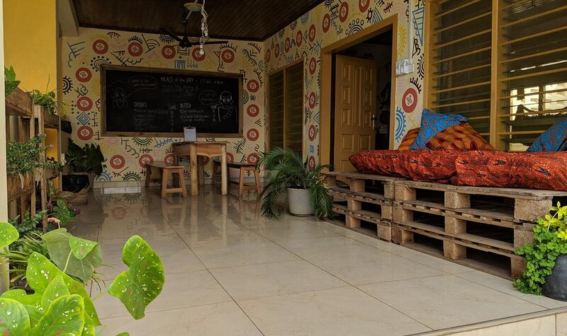 Tumi Hostel, Kumasi, casa vacanza a Kumasi
