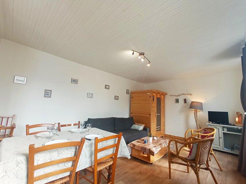 AU PIED DES REMPARTS, holiday rental in Estreboeuf