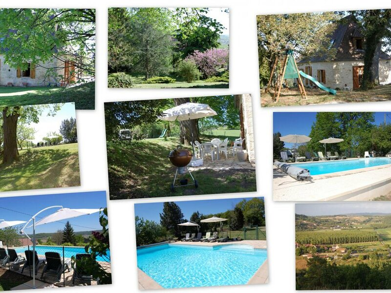 Le Caillauguet, holiday rental in Bars