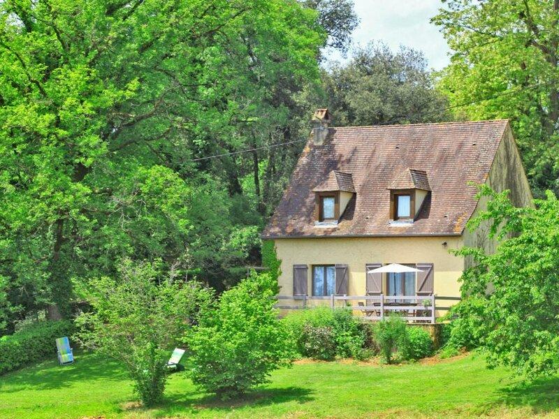 Sallegourde, holiday rental in Sainte Nathalene