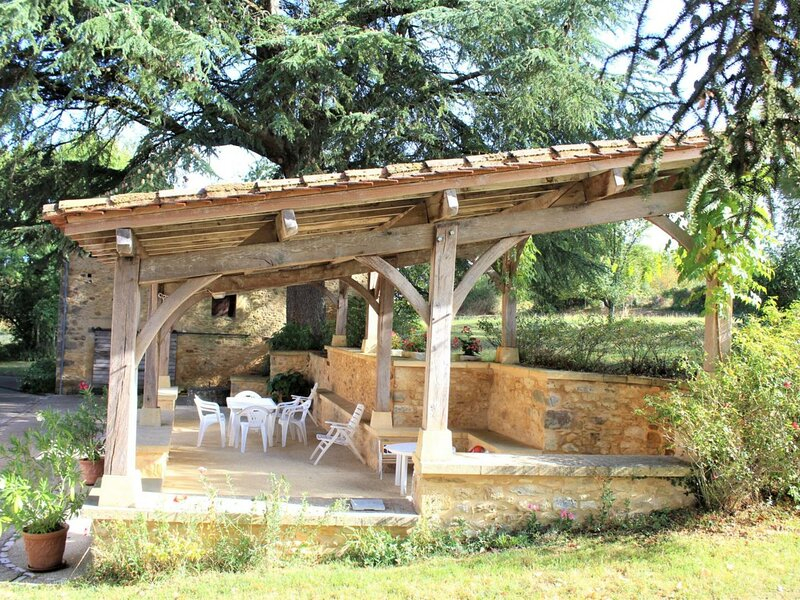 Le Pech, holiday rental in Belves