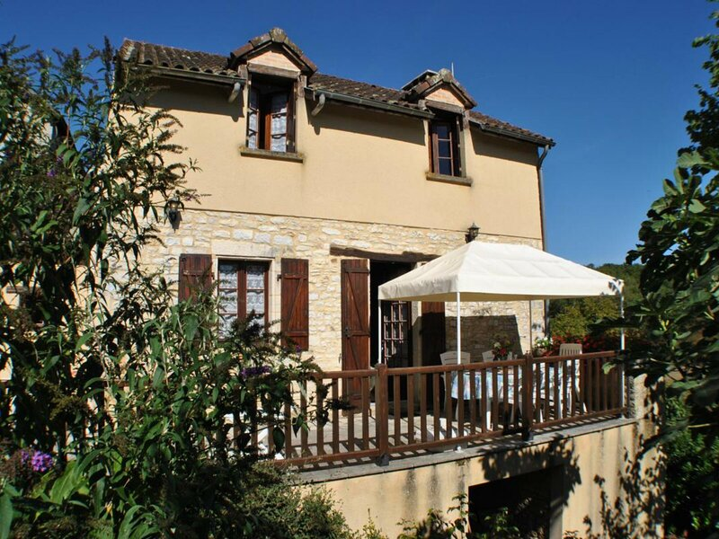 La Borie, holiday rental in Saint-Martial-de-Nabirat