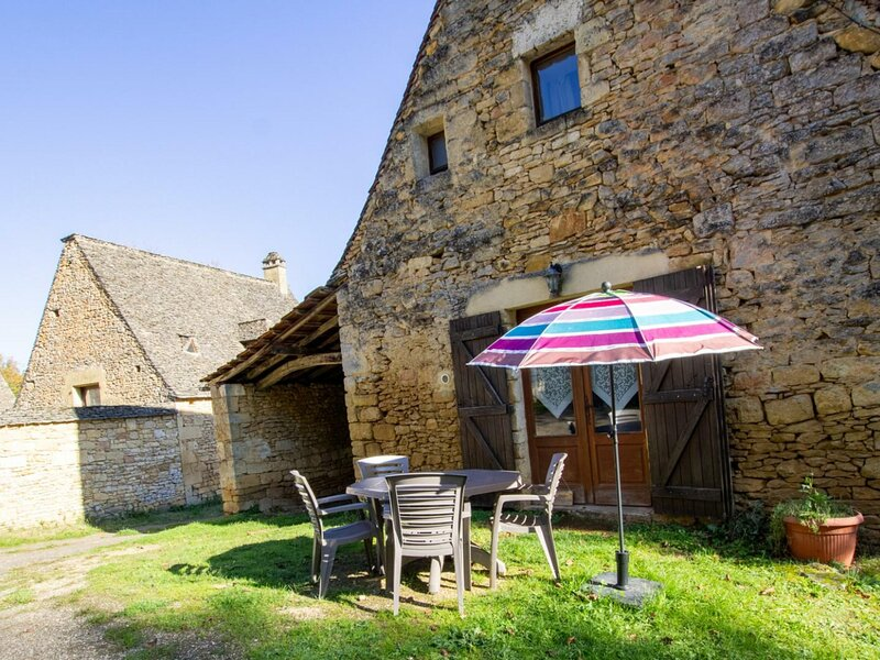 Bousseyral, holiday rental in Saint-Andre-d'Allas