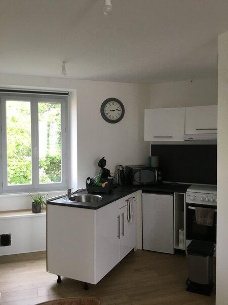Appartement Confort, location de vacances à Moissey