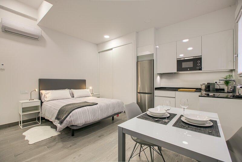RiNa Apartamentos MADRID - Dehesa de la Villa: ubicación, calidad y confort, holiday rental in Las Rozas