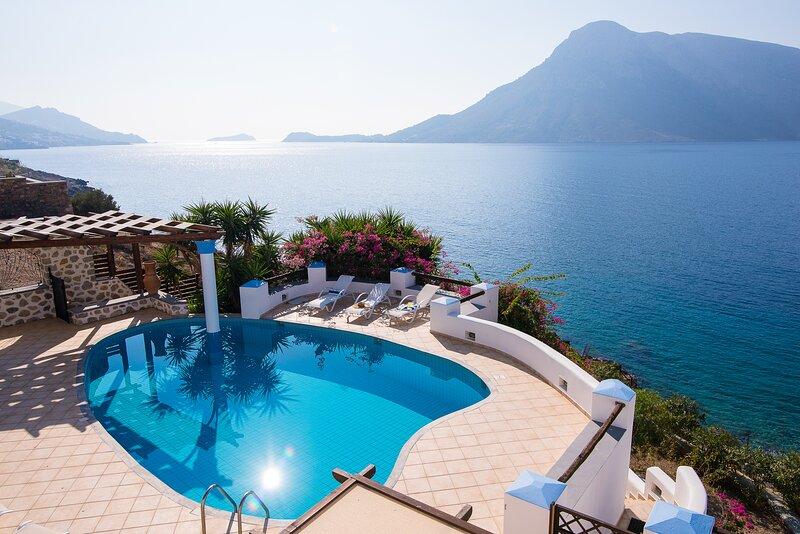 The Villa at Kastelli Bay, casa vacanza a Agia Marina