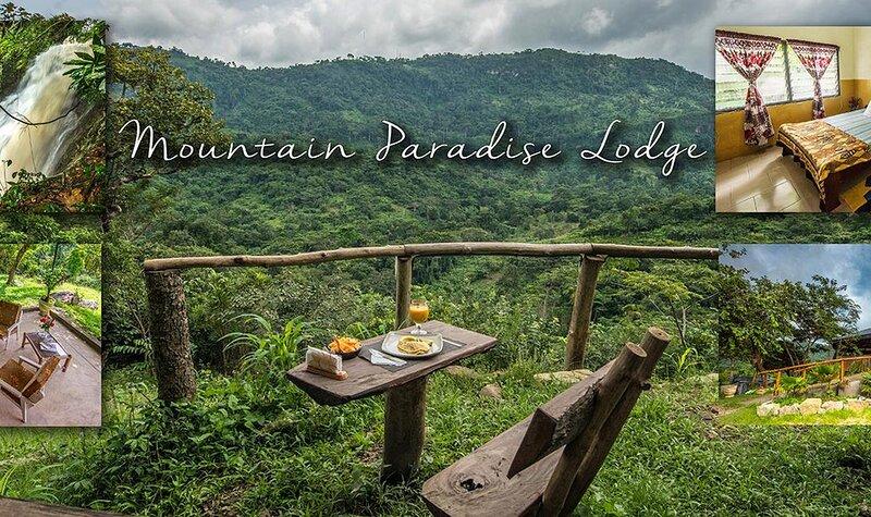 Comfortable Mountain Paradise Lodge, location de vacances à Kpalime