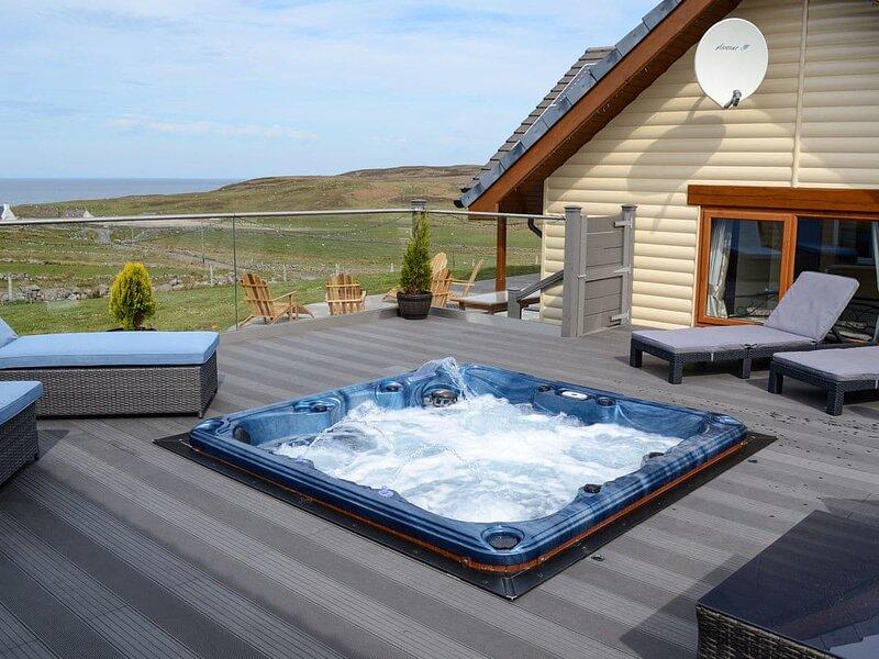West Horizon, holiday rental in Inverkirkaig