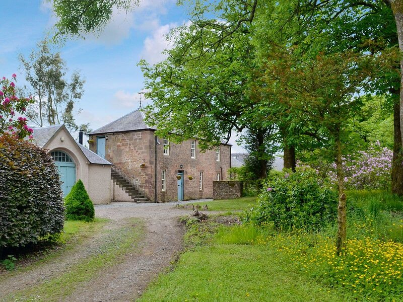 The Old Stables, holiday rental in East Ayrshire