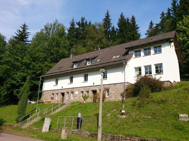Ferienhaus Lütsche - EG klein, vacation rental in Oberhof
