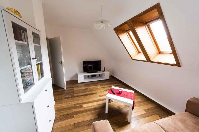 Ferienhaus Lütsche - 1. OG klein, vacation rental in Oberhof