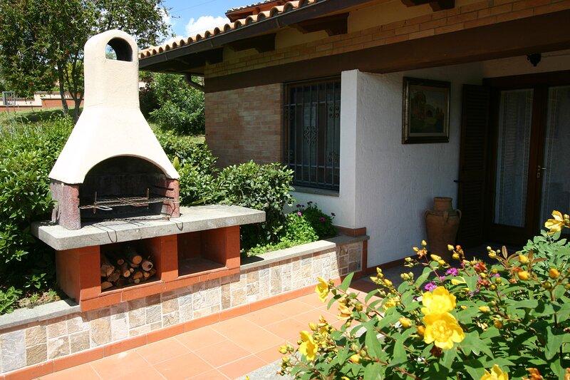 Villa Edera - Palma, holiday rental in La Campigliola