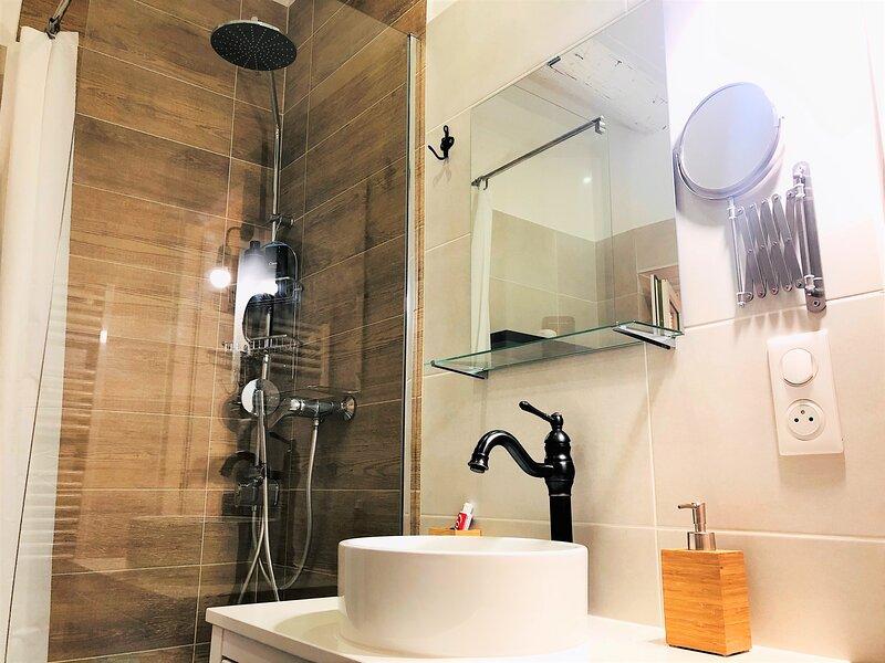 Salle de bain et WC moderne