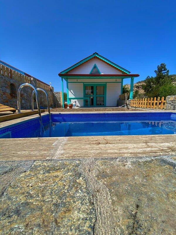 Villa Rengin Datça, holiday rental in Palamutbuku