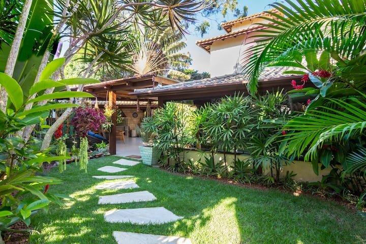 Maravilhosa Casa Na Praia de Geribá, casa vacanza a Buzios