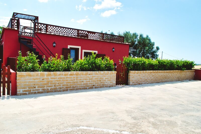 Casa Vacanza Sotto Le Stelle appartamento Orione, holiday rental in Pescia Romana
