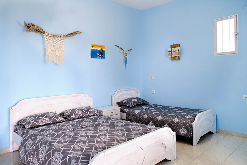 Flamingo studios 2, holiday rental in Pyrgaki
