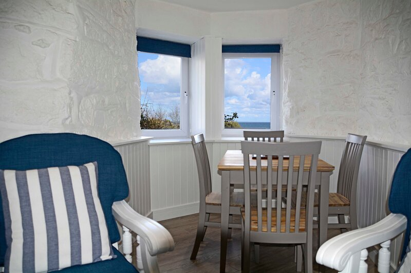 Beach View Apartment, 12 Primrose Court, St Ives, holiday rental in St Ives