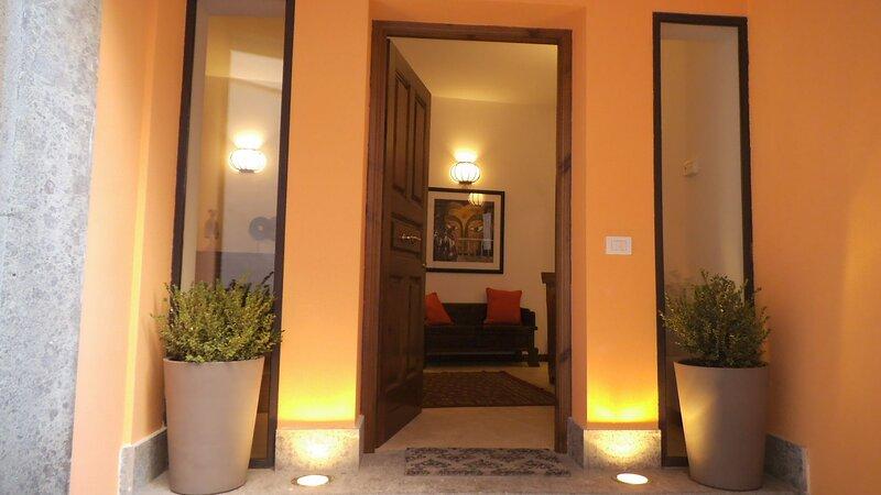 Nice apartment with garden & Wifi, casa vacanza a Tobia