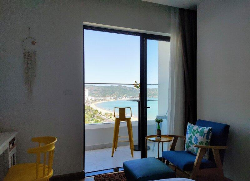 K&K Homestay Quy Nhon (Seaview) - TMS Luxury Building, location de vacances à Quy Nhon
