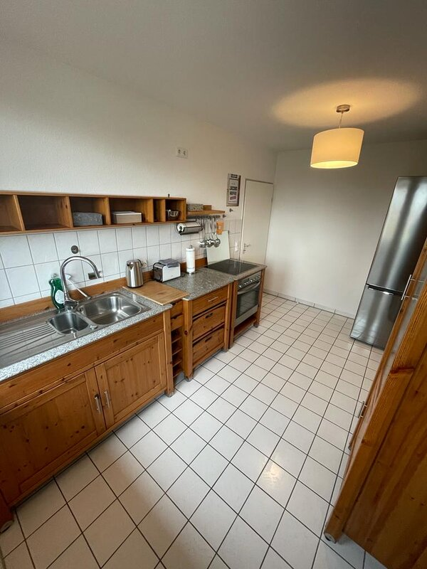 Großzügige Wohnung in Findorff, holiday rental in Worpswede
