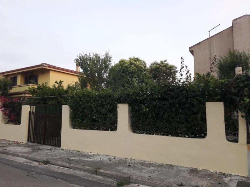 Nice house with garden & terrace, location de vacances à Capitana