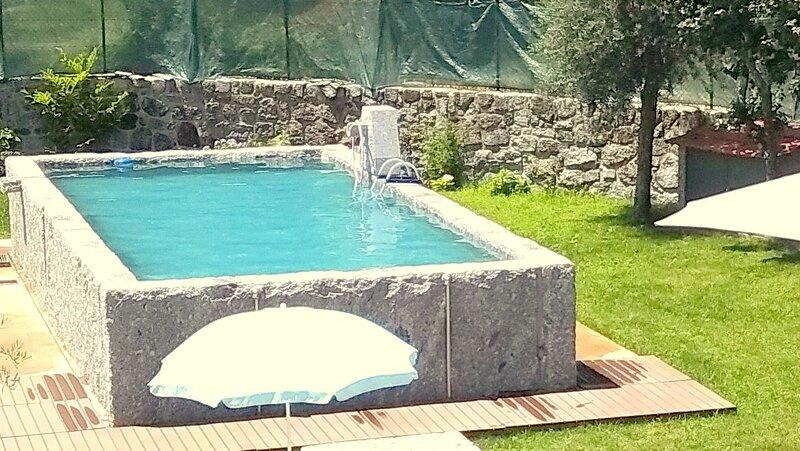 CL rural senses 2 quartos, holiday rental in Varzea Cova