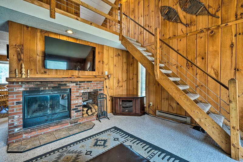 NEW! Serene Dover Getaway - 4 Mi to Mount Snow!, holiday rental in Williamsville