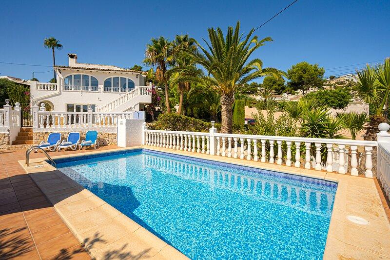 Casa Julieta, vacation rental in Moraira