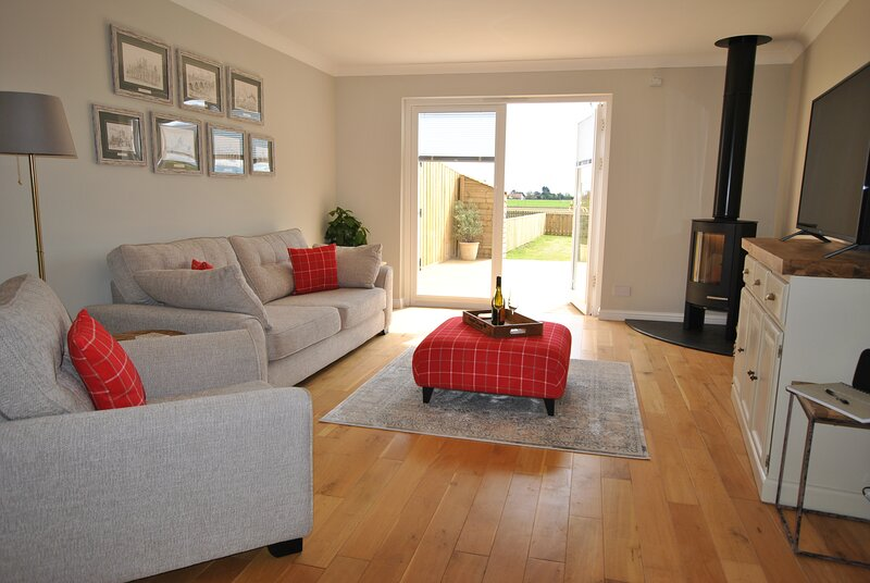 The Wee Steading- luxury rural cottage in the East Neuk, location de vacances à Boarhills