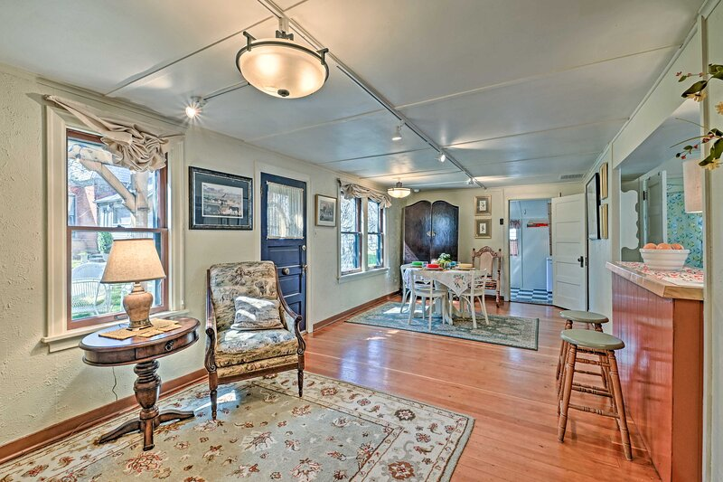 NEW! Historic Carriage House In Dtwn Missoula!, holiday rental in Huson