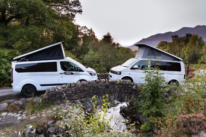 West Lake District Campervans Ltd – semesterbostad i Allonby