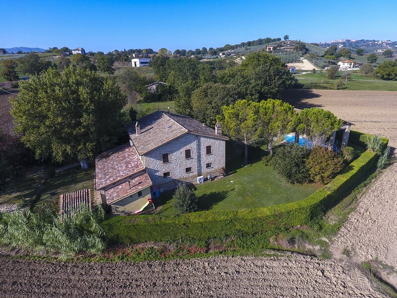 Villa Sagrantino, holiday rental in Montefalco