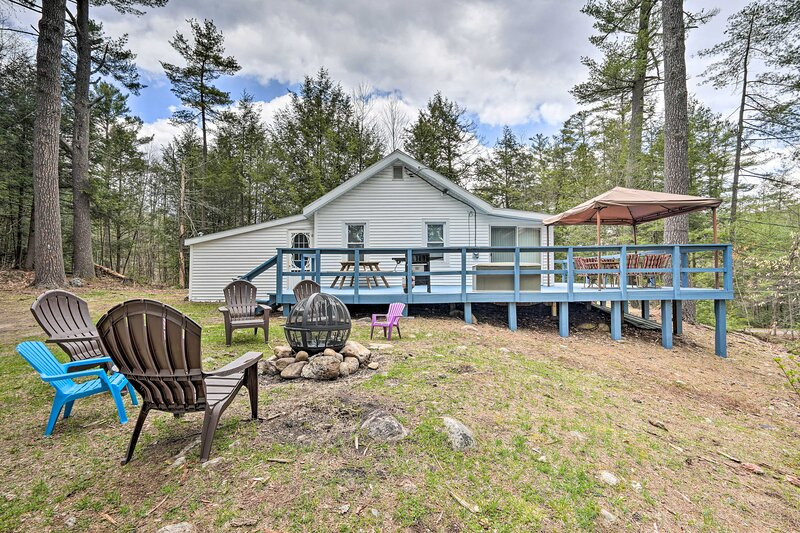 NEW! Upstate Escape by Schroon River & North Creek, holiday rental in Pottersville