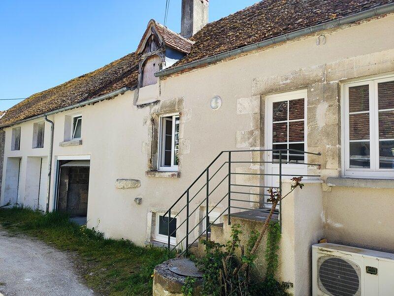Location appartement Saint Satur/Sancerre, vacation rental in Pouilly sur Loire
