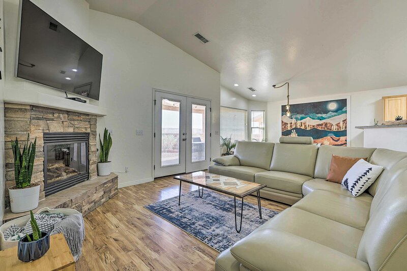 Page Vacation Rental   3BR   2BA   1,526 Sq Ft   Single-Story Home