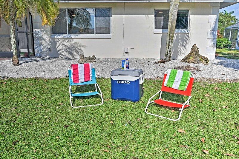 Beach Essentials Provided