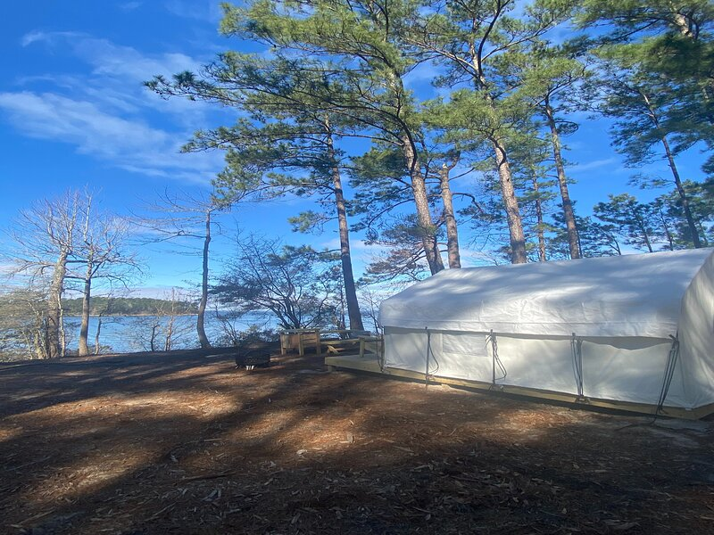 Tentrr State Park Site - South Toledo Bend State Park Site D, vacation rental in Negreet