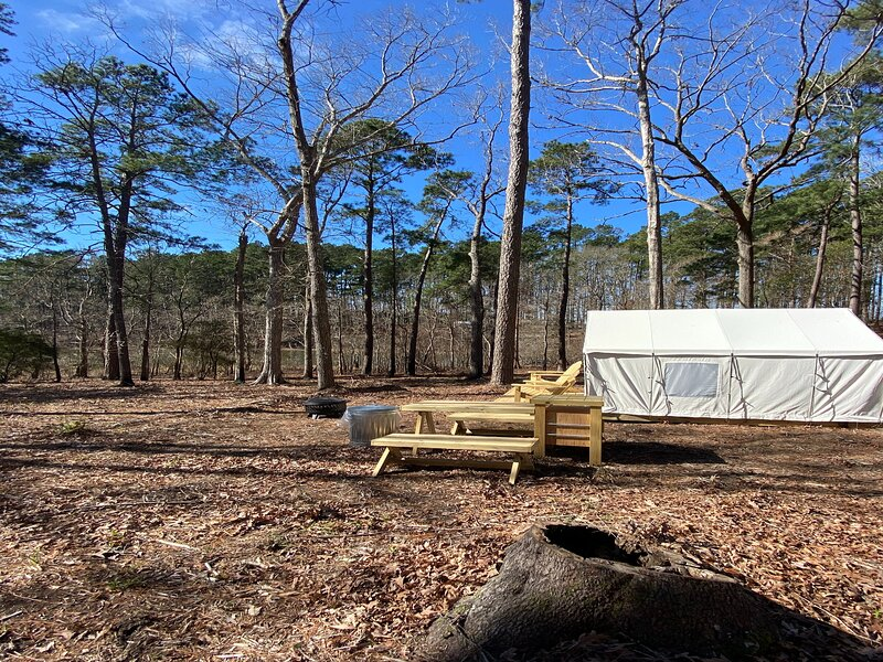 Tentrr State Park Site - South Toledo Bend State Park Site F, vacation rental in Negreet