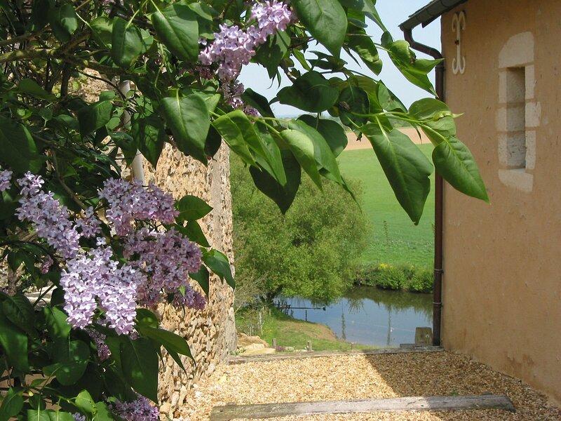 Les Vaux, location de vacances à Sable-sur-Sarthe